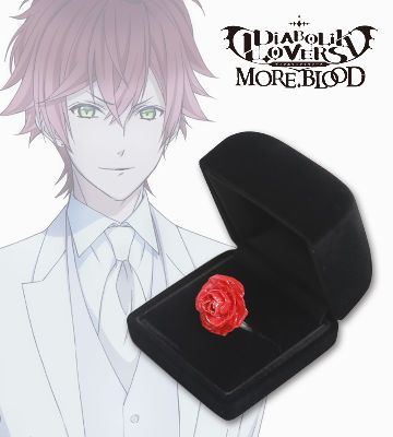 REAL ROSE PROMISE RING~逆巻アヤト~