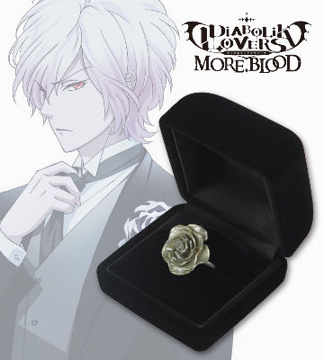 REAL ROSE PROMISE RING~逆巻スバル~