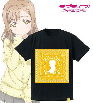 バンダナTシャツ(国木田花丸)