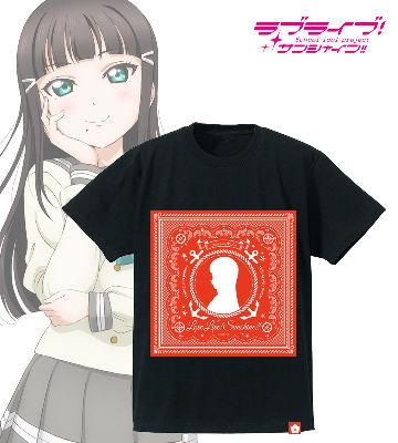 バンダナTシャツ(黒澤ダイヤ)