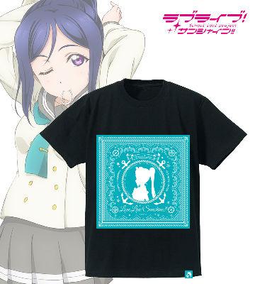 バンダナTシャツ(松浦果南)