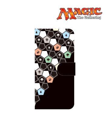 手帳型スマホケース(Magic: The Gathering Card)