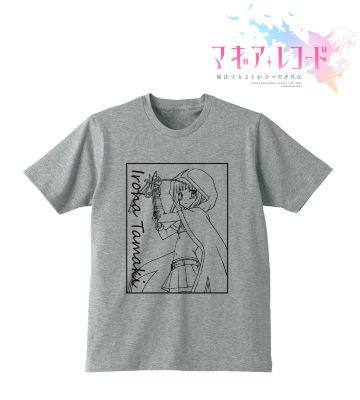 ラインアートTシャツ(環いろは)