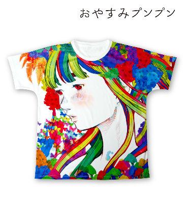 フルグラフィックTシャツ vol.2