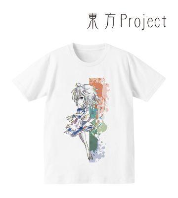 Ani-Art Tシャツ(十六夜咲夜)