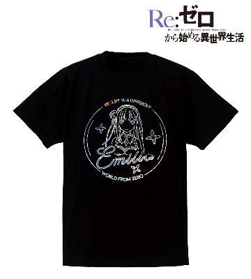 Ani-Neon ホログラムTシャツ(エミリア)