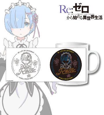 Ani-Neon マグカップ(レム)