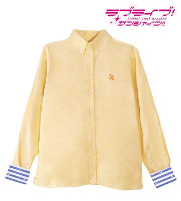 ワンポイント刺繍シャツ(高海千歌)