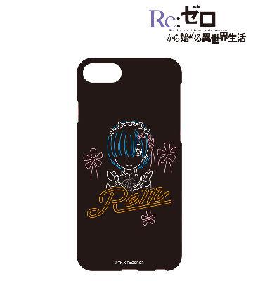 Ani-Neon iPhoneケース(レム)