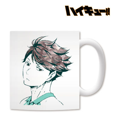 Ani-Artマグカップ(及川徹)