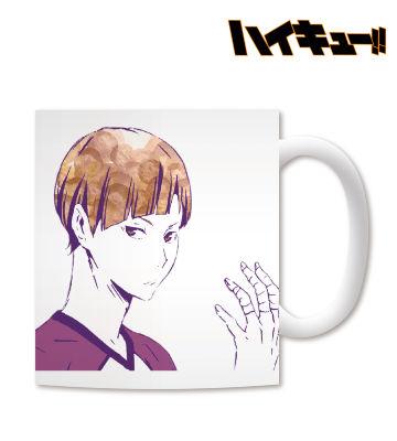 Ani-Artマグカップ(白布賢二郎)