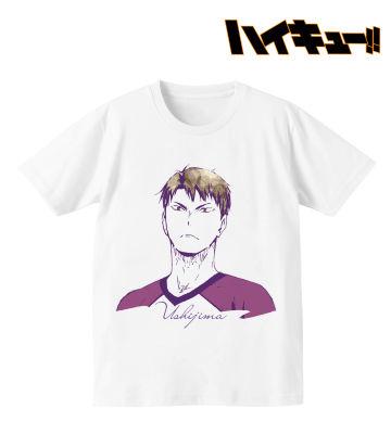 Ani-ArtTシャツ(牛島若利)