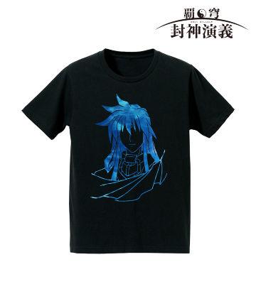箔プリントTシャツ(楊戩)
