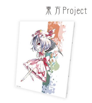 Ani-Art キャンバスボード(レミリア・スカーレット)