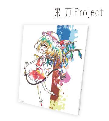 Ani-Art キャンバスボード(フランドール・スカーレット)