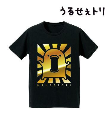 箔プリントTシャツ