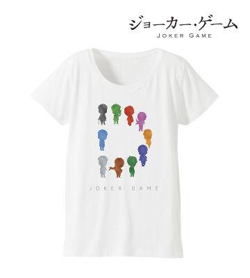 - D -Tシャツ