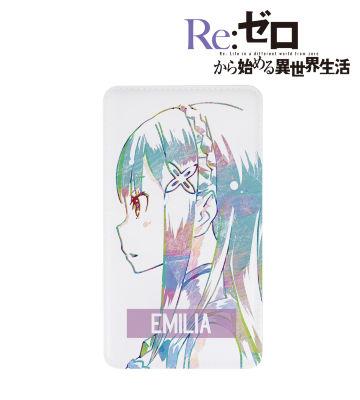Ani-Art モバイルバッテリー(エミリア)