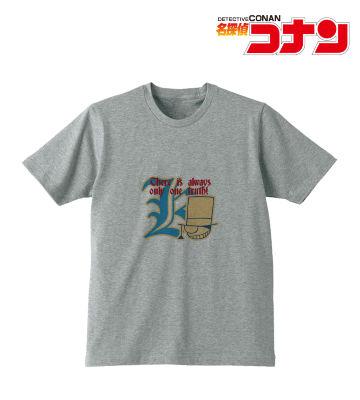 イニシャルTシャツ(怪盗キッド)