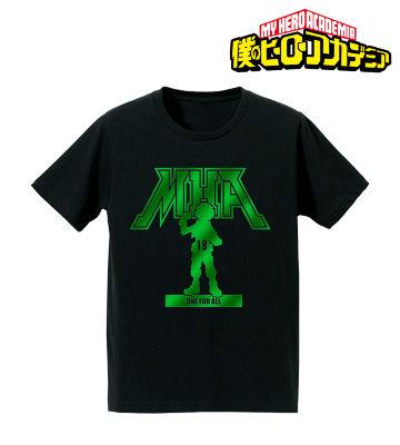 箔プリントTシャツ(緑谷出久)