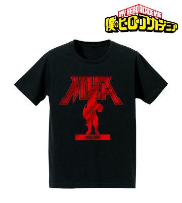 箔プリントTシャツ(爆豪勝己)