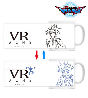 メタモマグカップ(藤木遊作&Playmaker)