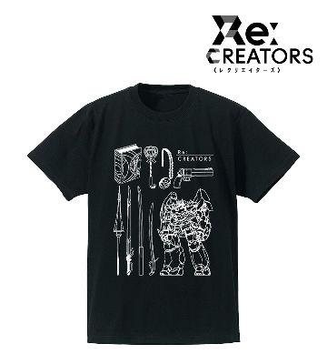 ウェポンズラインアートTシャツ