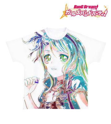 Ani-Art フルグラフィックTシャツ 氷川紗夜 (Roselia)