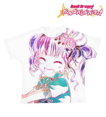 Ani-Art フルグラフィックTシャツ 宇田川あこ (Roselia)