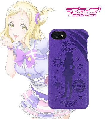 レザーケース for iPhone 7 / 6s / 6 小原鞠莉 ver