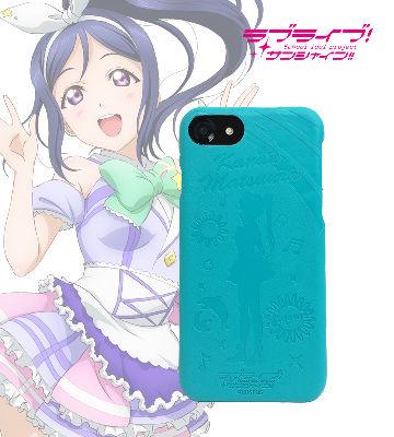レザーケース for iPhone 7 / 6s / 6 松浦果南 ver