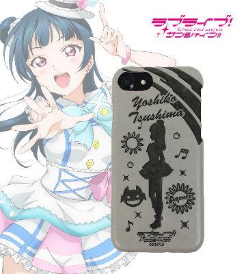レザーケース for iPhone 7 / 6s / 6 津島善子 ver