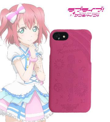 レザーケース for iPhone 7 / 6s / 6 黒澤ルビィ ver