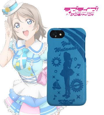レザーケース for iPhone 7 / 6s / 6 渡辺 曜 ver
