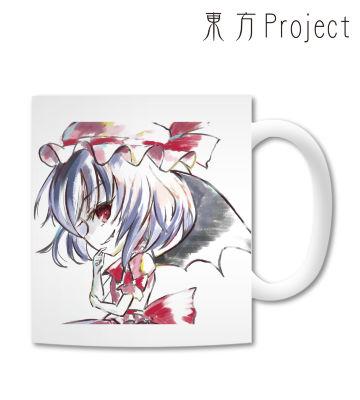 Ani-Artマグカップ(レミリア・スカーレット)