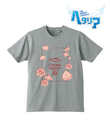 Tシャツ(中国)