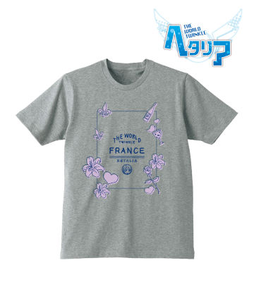 Tシャツ(フランス)