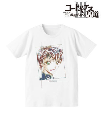 Ani-Art Tシャツ(枢木スザク)
