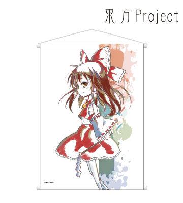Ani-Artタペストリー(博麗霊夢)