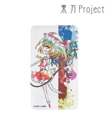 Ani-Artモバイルバッテリー(フランドール・ スカーレット)