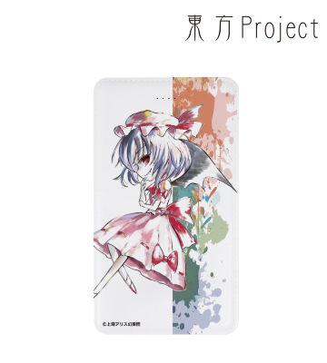 Ani-Artモバイルバッテリー(レミリア・ スカーレット)
