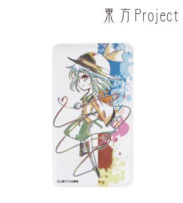 Ani-Artモバイルバッテリー(古明地こいし)