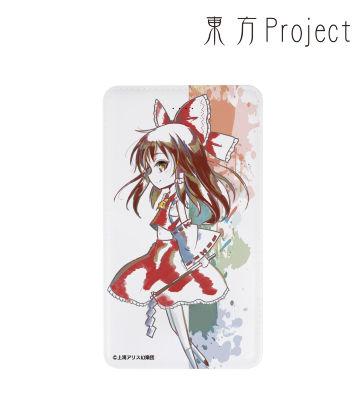 Ani-Artモバイルバッテリー(博麗霊夢)