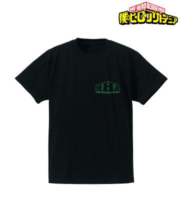 JOURNAL STANDARDコラボ Tシャツ(緑谷出久/ブラック)