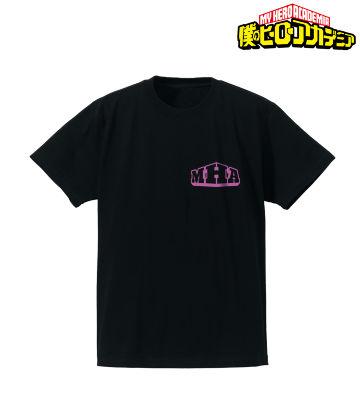 JOURNAL STANDARDコラボ Tシャツ(麗日お茶子/ブラック)