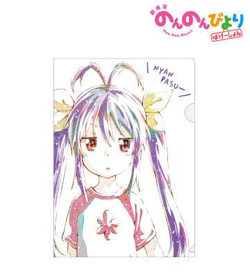 Ani-Art クリアファイル(宮内れんげ)