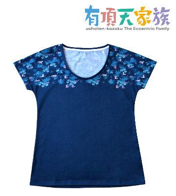 夜の毛玉フルグラフィックTシャツ