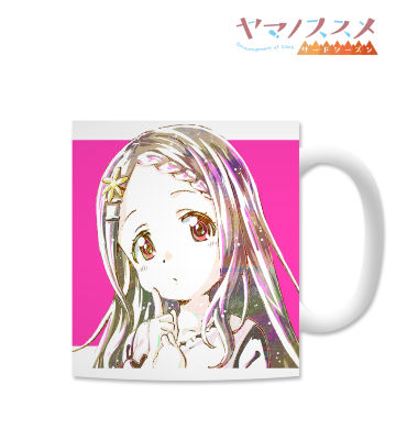 Ani-Artマグカップ(ここな)