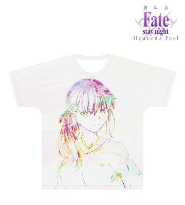 JOURNAL STANDARDコラボ Ani-Art フルグラフィックTシャツ(間桐桜)