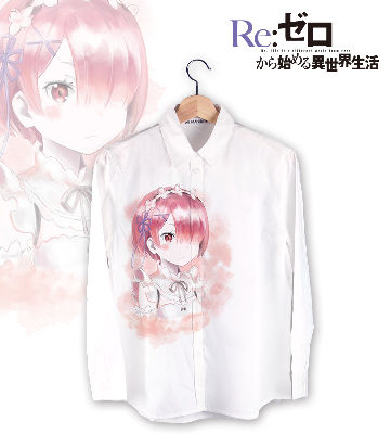 ANI-ART グラフィックシャツ(ラム)